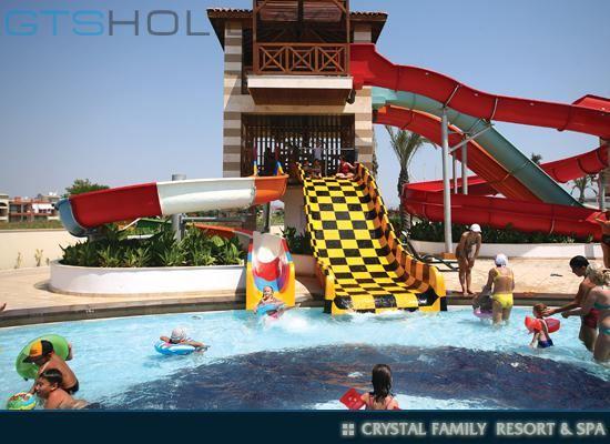 Crystal Family Resort Spa Hotel Belek